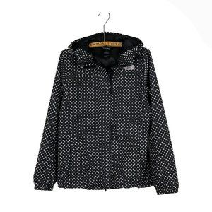 The North Face Windbreaker Jacket Polka Dot